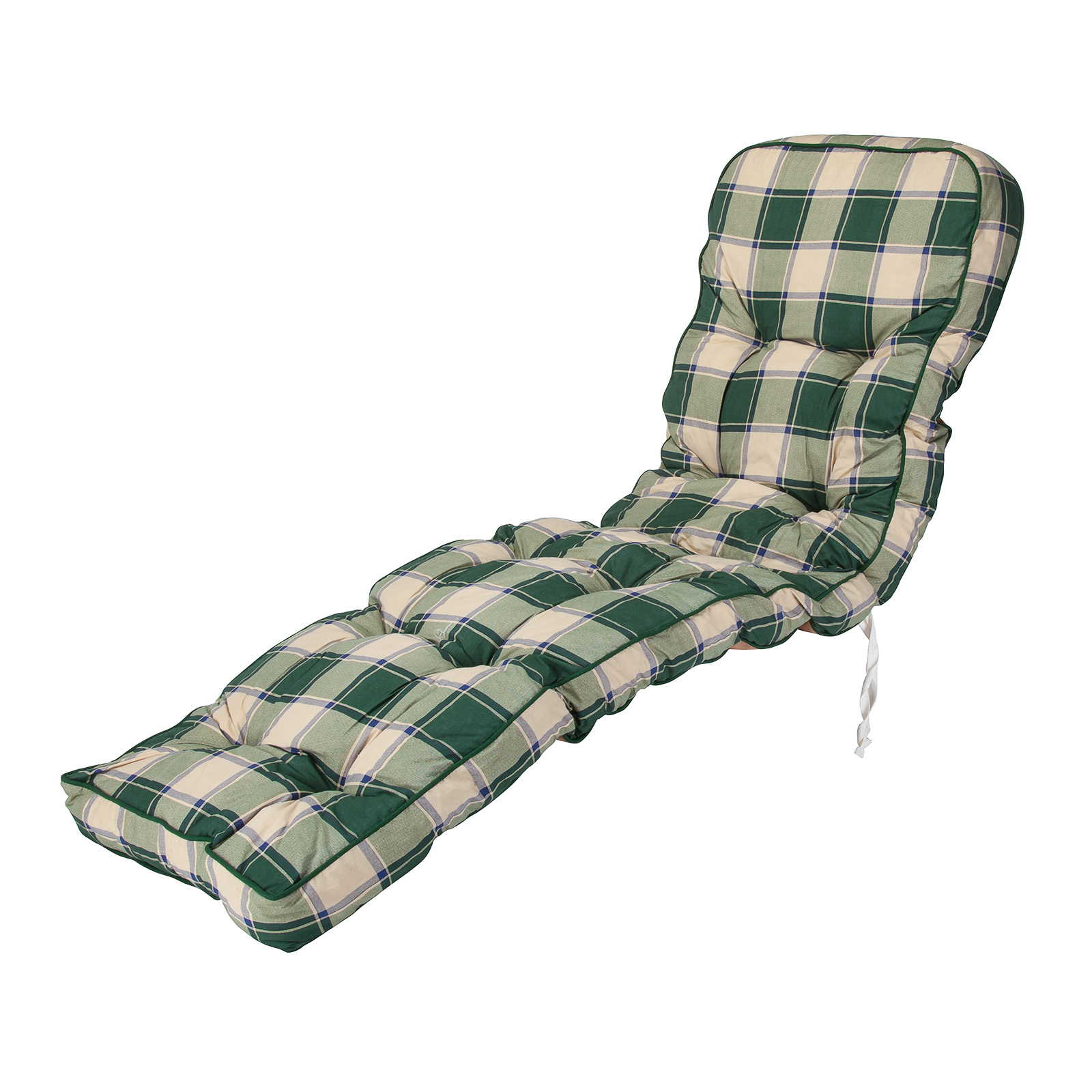 Replacement Classic Outdoor Garden Relaxer Chair Cushion Choice Of Prints