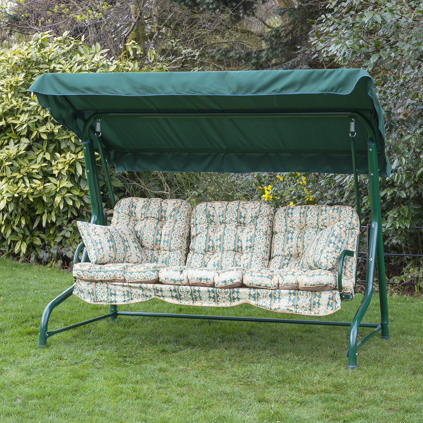 Replacement Cushions 3 Seater For Swing Seat