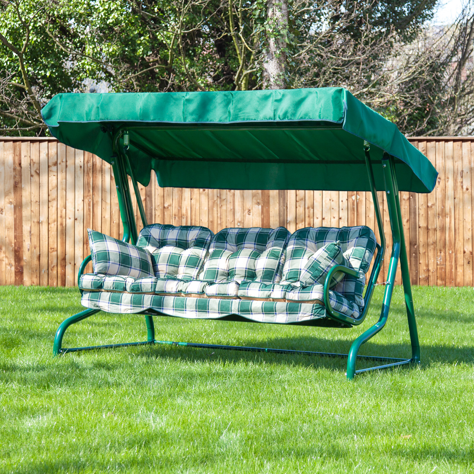 Have outdoor adult swing replacement seats