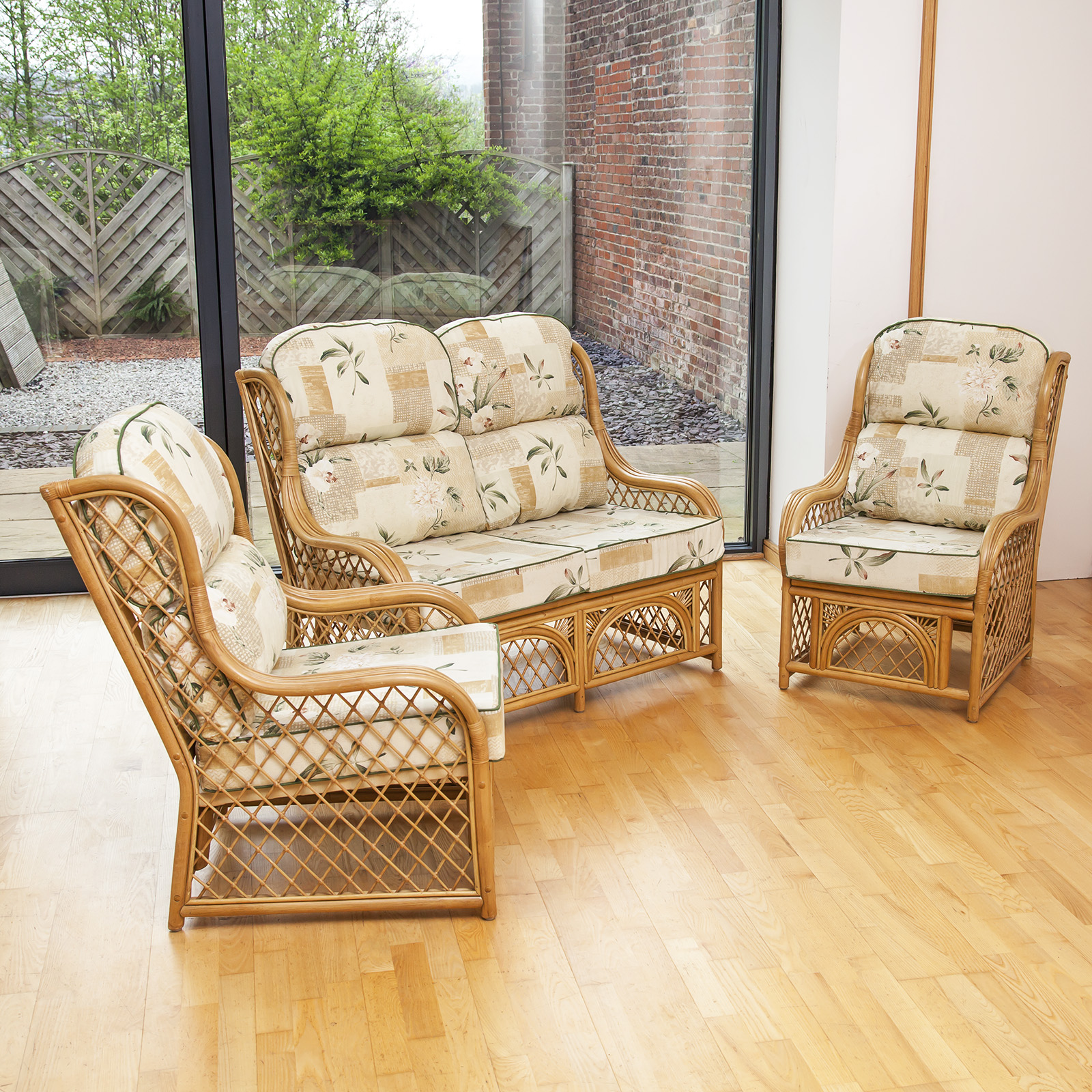 Cane And Rattan Conservatory Furniture Home Furniture DIY Furniture Sofas Armchairs Suites